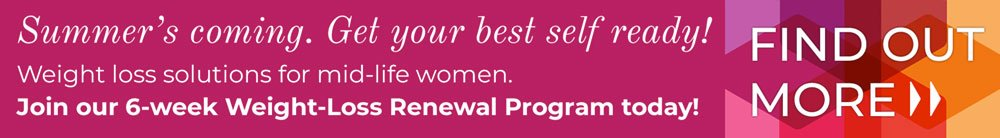 8-week Weight Loss Renewal Program